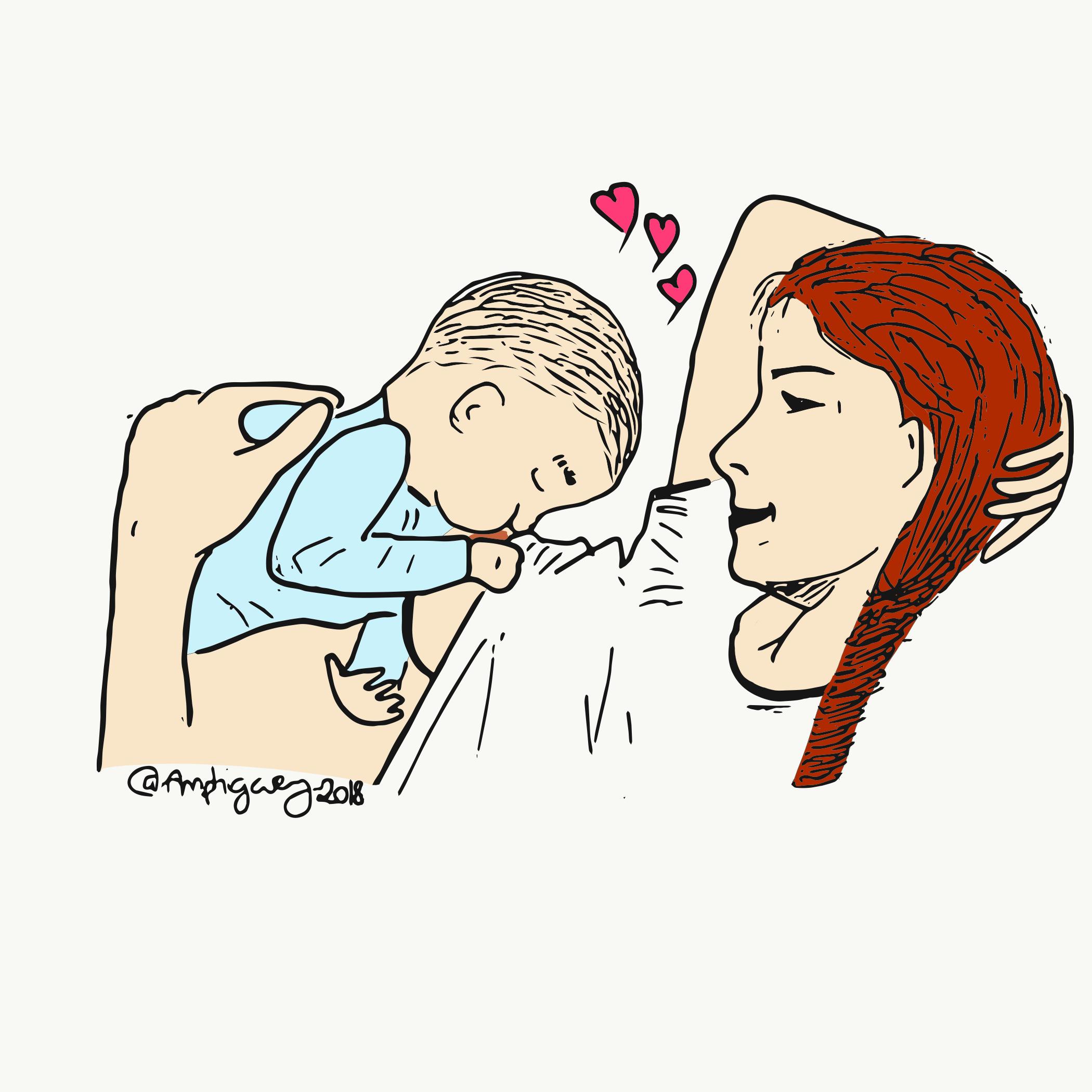 Que Comprend Votre Enfant Lorsque Vous Lui Dîtes Je Taime